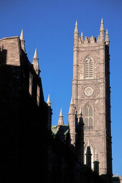 Notre Dame Basillica, Montreal