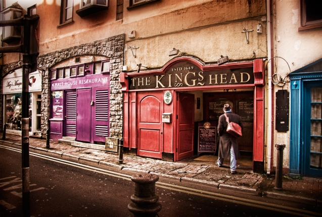 The King's Head, Galway